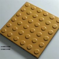 Shandong Zibo sidewalk blind road brick Shandong blind road brick specifications can be customized 6